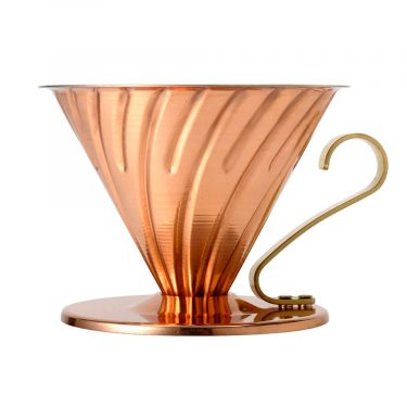 HARIO V60 Copper Dripper Made in Japan