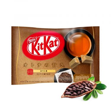 Kit Kat Japanese Hojicha Roasted Tea 12 Piece