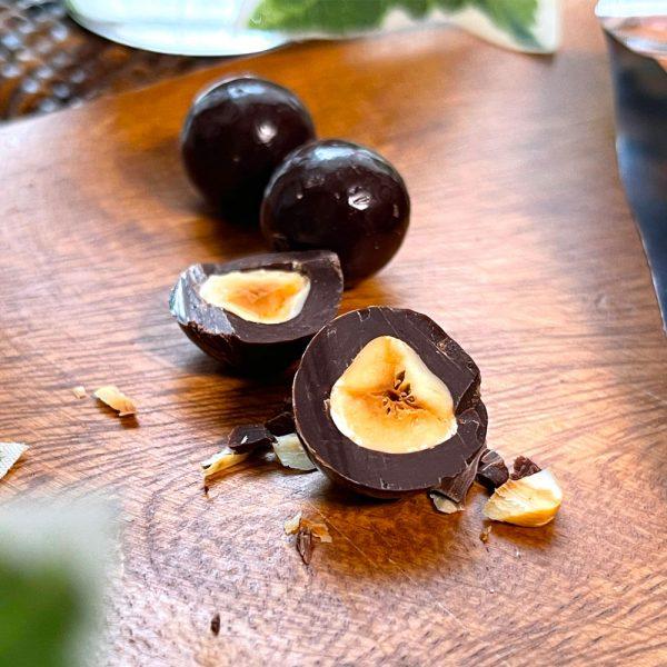MEIJI Chocolate Hazelnut sMade in Japan