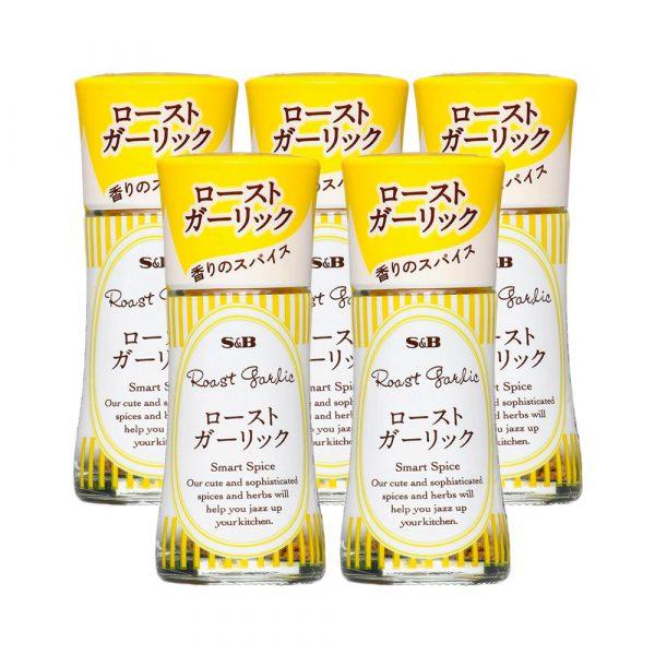 S&B Smart Spice Japanese Roast Garlic Made in Japan