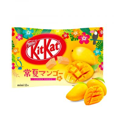 Kit Kat Premium Summer Mango Limited Seasonal Special Edition Made in Japan