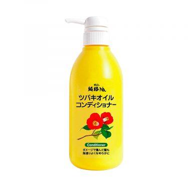 OSHIMA TSUBAKI Premium Conditioner Pure Camellia Oil Made in Japan