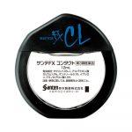 SANTEN FX Neo Eyedrops CL Contact Lenses Made in Japan