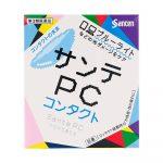 SANTEN Sante PC Contact Blue Light Eye Drops Made in Japan