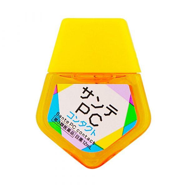 SANTEN Sante PC Contact Blue Light Eye Drops Made in JapanSANTEN Sante PC Contact Blue Light Eye Drops Made in Japan